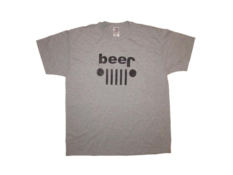 JEEP - BEER T-Shirt
